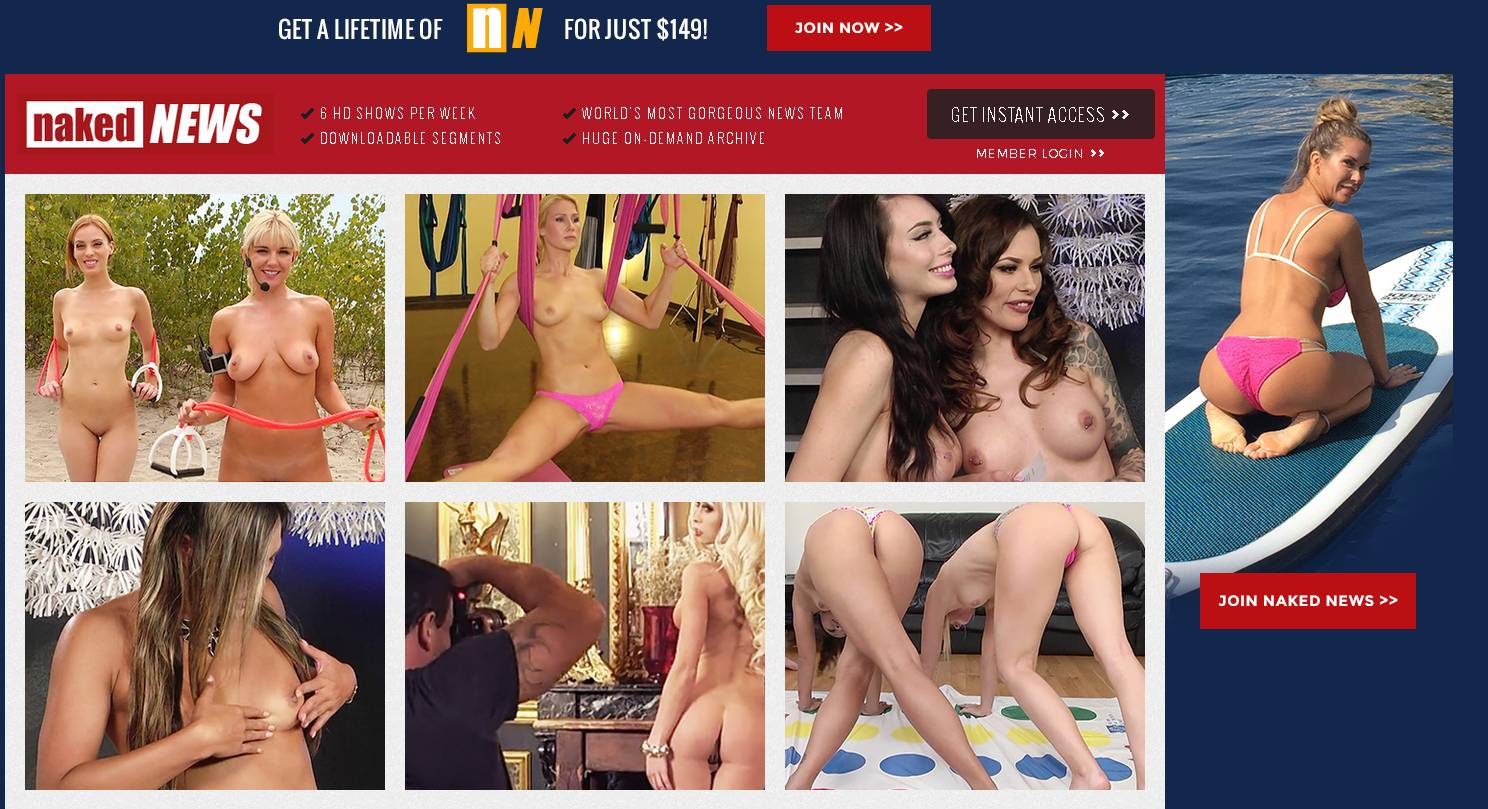 untested shared user/password login for nakednews unlocked by Finch from Hartford
