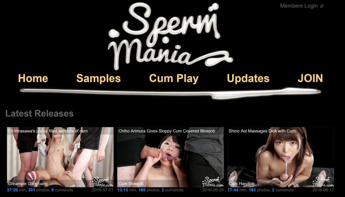 working hacked premium accounts for spermmania pirated by Brantley from Boise City