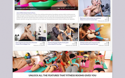 hot shared username password for fitnessrooms